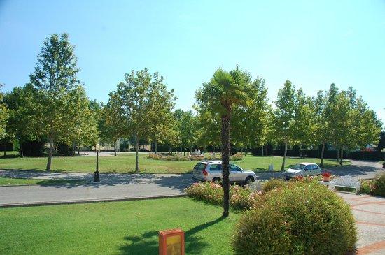 Terme Francescane Village : Parco