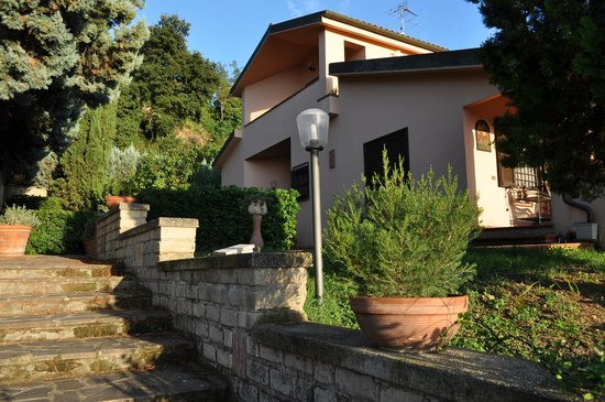 Bed and Breakfast Villa Giove : Esterno