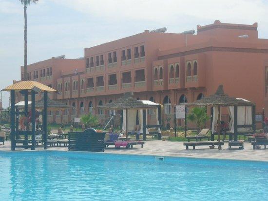 Be Live Family Aqua Fun Marrakech: l hotel