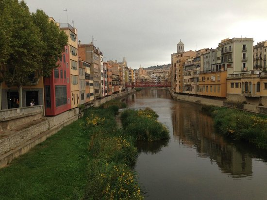 Hotel Ciutat de Girona: Not far from the hotel