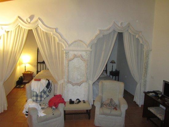 Finca Son Roig: lovely room