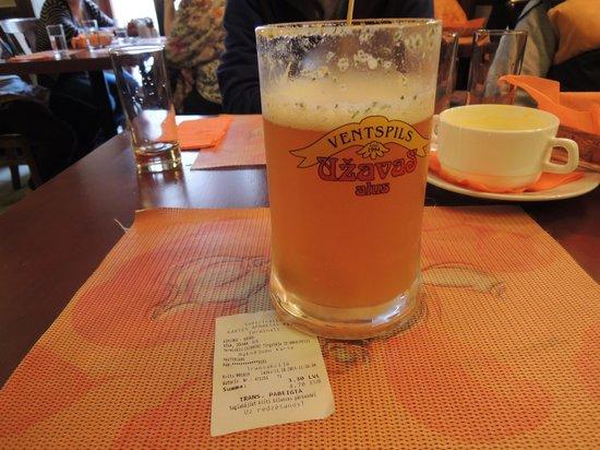 Kiploku Krogs: пиво с чесноком