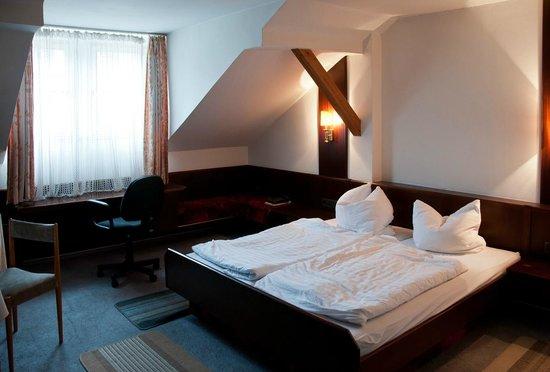 Hotel Weinstube Gerberhof: Zimmer mit Aussicht