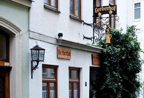 Hotel Weinstube Gerberhof: Eingangsbereich