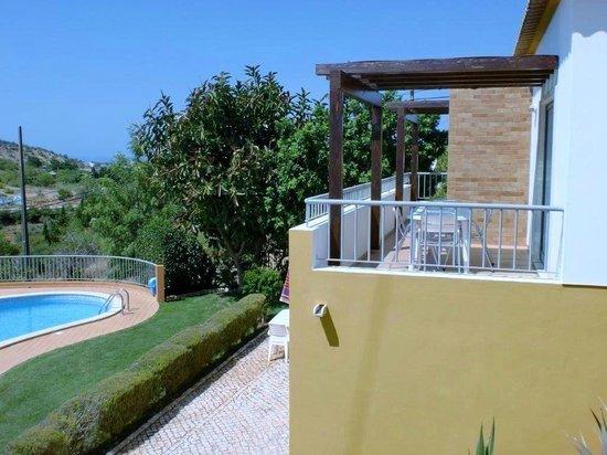 Quinta dos Caracois: Balcony
