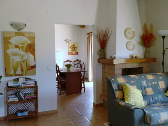 Quinta dos Caracois: Lounge