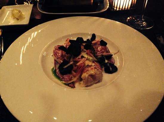 Colicchio & Sons Tap Room: The best plate of food ever! Lobster in buttermilk