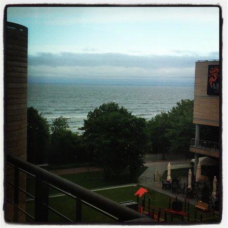 Sopot Marriott Resort & Spa: Widok z balkonu