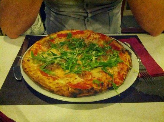 Toronero Ristorante : Pizza