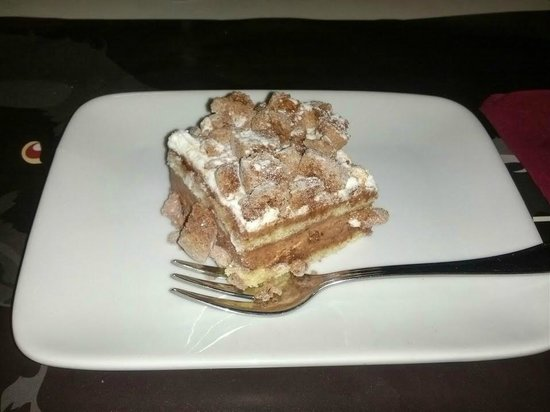 Toronero Ristorante : Dessert