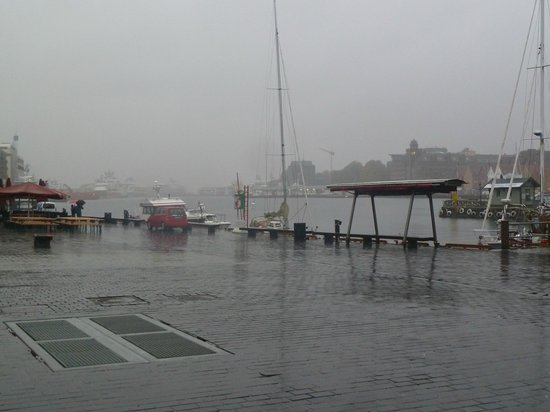 Radisson Blu Royal Hotel, Bergen: 300 Tage Regen in Bergen