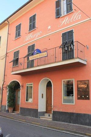 Albergo Stella: Esterno Hotel