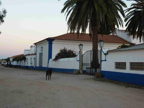 Monte da Serralheira: la ferme
