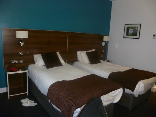Days Inn Liverpool City Centre: Camas