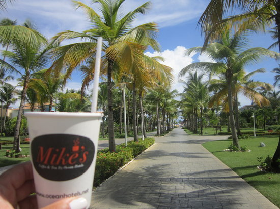 Mike's Coffee Shop: Just loved the coffee