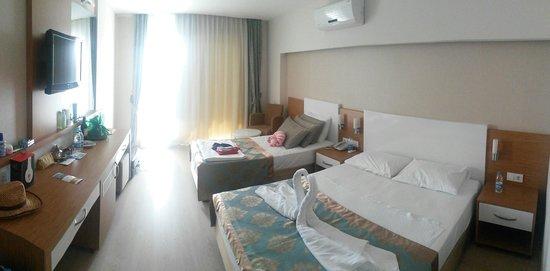 Annabella Diamond Spa & Hotel: Room#2