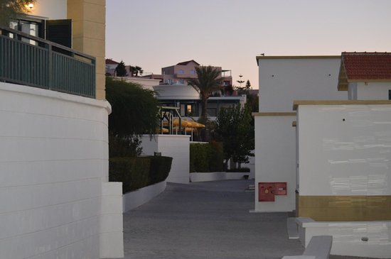 Mitsis Rodos Maris Resort & Spa: the hotel is like a village - lovely