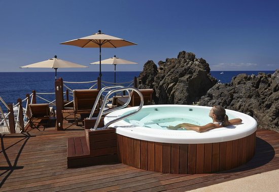 Hotel The Cliff Bay : The Cliff Bay | Sea level jacuzzi