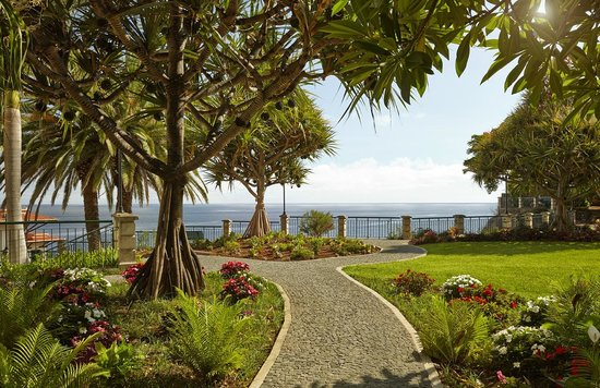 Hotel The Cliff Bay : The Cliff Bay | Gardens
