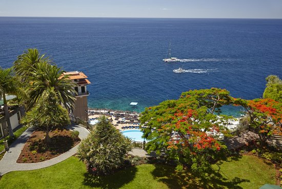 Hotel The Cliff Bay : The Cliff Bay | Overview