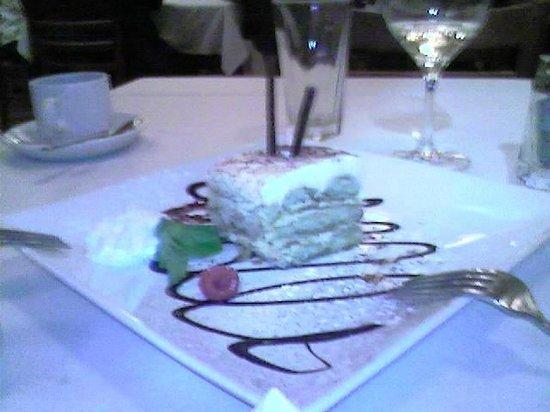 Tuscany: Wonderful Tiramisu !!