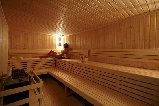 Hotel The Cliff Bay: The Cliff Bay | Sauna
