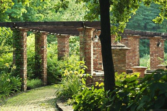 For-Rest Hotel : Ogród