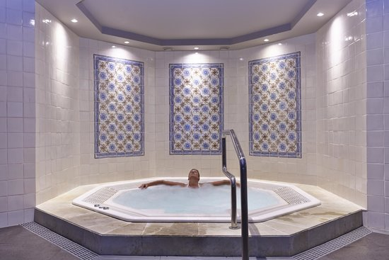 Hotel The Cliff Bay: The Cliff Bay | Indoor Jacuzzi