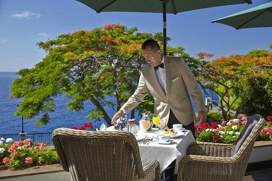 Hotel The Cliff Bay: The Cliff Bay | Il Gallo d'Oro - breakfast