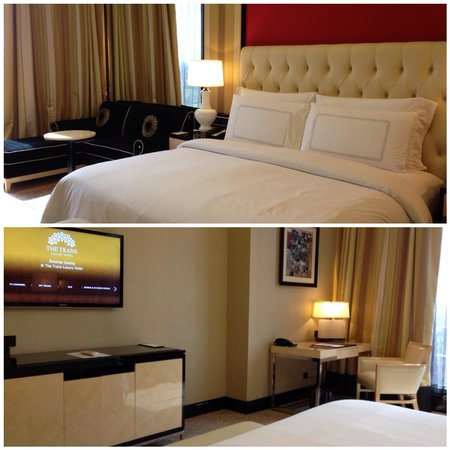 The Trans Luxury Hotel Bandung: Our Room