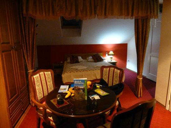 Hotel Latinski Most: my room,,,,,,,perfect,,,,,,