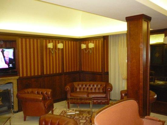 Best Western Hotel Principe: Salon cozy