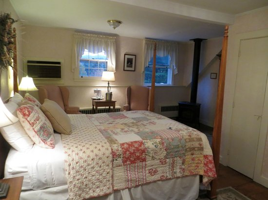 Brass Lantern Inn: Pinnacle room