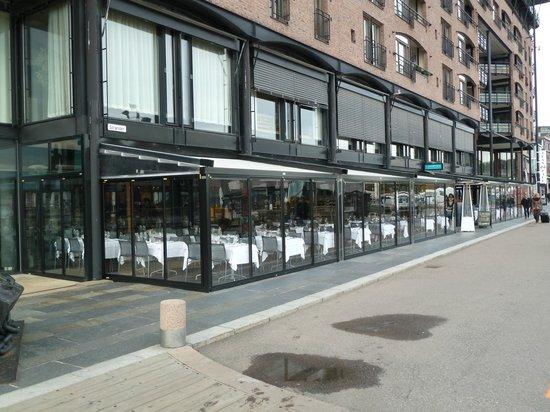 Lofoten Fiskerestaurant: Restaurant Lofoten in Oslo