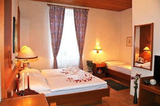 Hotel Goldener Adler: tolle Zimmer
