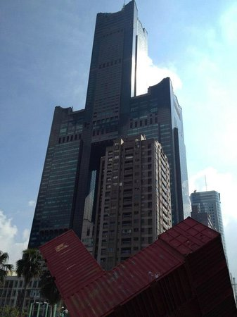 Tuntex 85 Sky Tower : Structure of Tuntex Tower