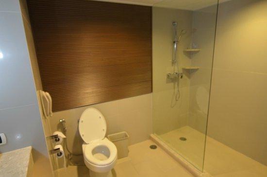 Dusit Princess Srinakarin : 浴室