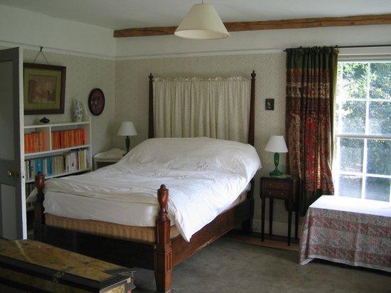 Bulmer Tye House: Double bedroom - also has single bed not shown in photo