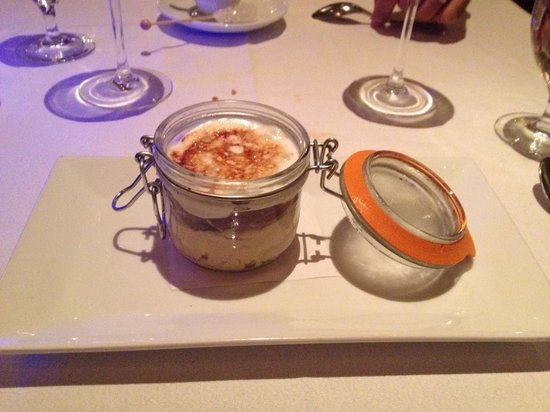 3030 Ocean: S'mores in a jar... To die for