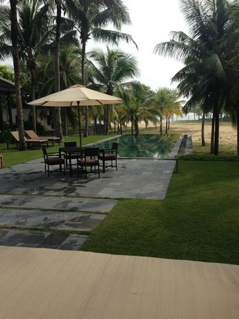 Four Seasons Resort The Nam Hai, Hoi An: still gorgeous in the rain
