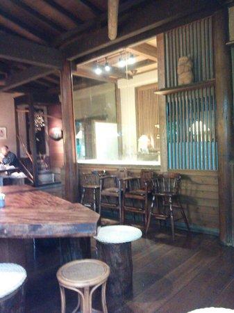 Kokonotsuido Honten: 12.10.14【九つ井】店内の雰囲気