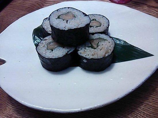 Kokonotsuido Honten: 12.10.14【九つ井】そば寿司