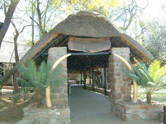 Mabula Game Lodge: Lodge