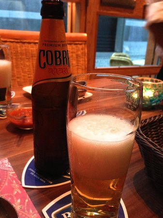 Spice of India: インドビール