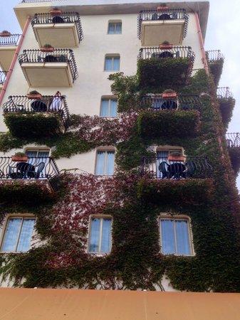 Hotel San Pietro: La facciata... Molto carina