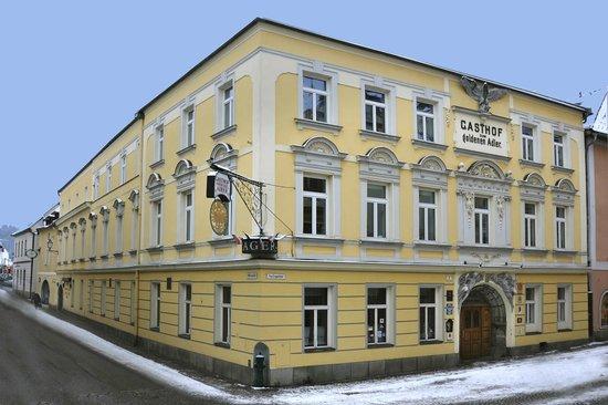 Hotel Goldener Adler: Hausfassade