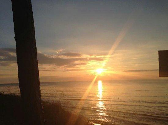 Mirador de la victoria : Traumhafter Sonnenuntergang!
