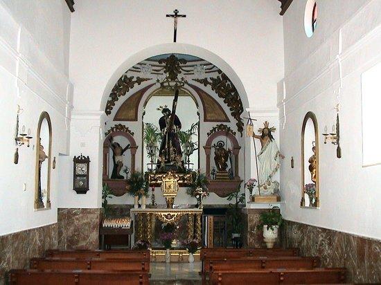 Inglesia San Sebastian