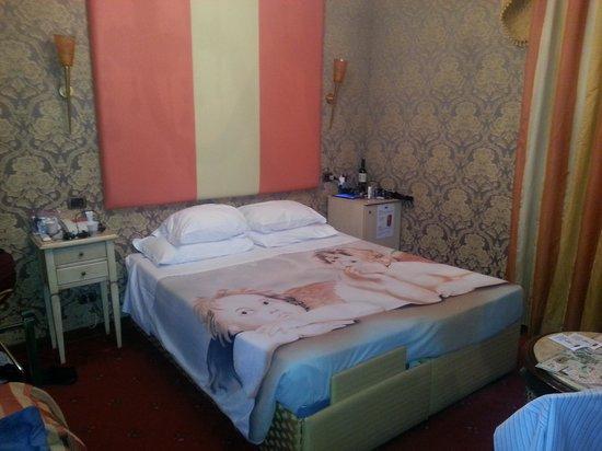 """Hotel Relais dei Papi: """"Bed"""" relais dei papi"""