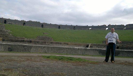 Teatro Grande : Live at Pompeii